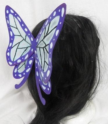 しのぶ 衣装 作り方 胡蝶