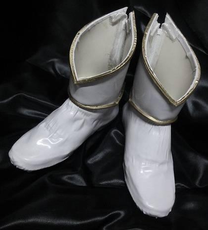 ブーツの作り方